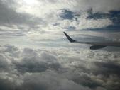 103台北松山機場:搭飛機賞雲海