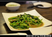 2012-03-17 by 沙鹿阿杜泰式料理:No.6-2 蝦醬時疏之一.jpg