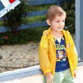 2013  夏 出 清,出清:三寶貝-黃色果凍外套
