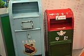 2008-11-03驚奇旅遊展:海角七號郵桶