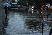 2008-11-03驚奇旅遊展:下雨天還是出門ㄌ