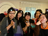 5A聚會 2007-12-17:特別的頭飾