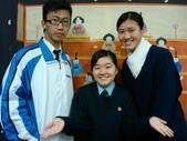 最後上課的一星期 2008-01-28~02-01:子華+文文