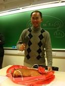 最後上課的一星期 2008-01-28~02-01:湯SIR