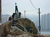 地理考察 2008-01-28:燈塔上的大家