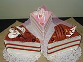 件裝不織布蛋糕:4