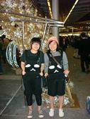 聖誕看燈飾 2007-12-20:我+蚊