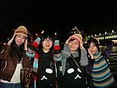 聖誕看燈飾 2007-12-20:四人組