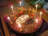 最後上課的一星期 2008-01-28~02-01:黑森林蛋糕