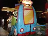 聖誕看燈飾 2007-12-20:雪糕店@星光大道