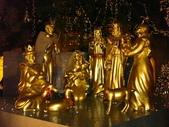 聖誕看燈飾 2007-12-20:裝飾@皇后像廣場