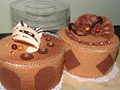 不織布蛋糕置物盒:9
