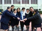 最後上課的一星期 2008-01-28~02-01:藍社