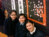 最後上課的一星期 2008-01-28~02-01:文文+雪魚
