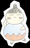 中史報告的插畫:蚊毛