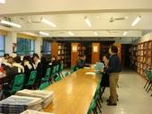 最後上課的一星期 2008-01-28~02-01:圖書館