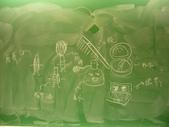 黑板塗鴉 2007-12-17:化妝品世界