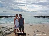 090927小琉球行DAY3:厚石群礁的小沙灘