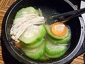 090718皮蛋麻生日原燒慶生:石燒鮮蔬