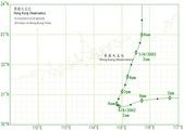 我的相簿:強烈熱帶風暴北冕