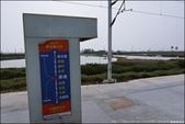 『 枋寮。東海火車站 』發呆放空。簡單到不能再簡單的無人招呼站:
