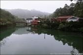 『 萬里。鏡湖 』宛如中國山水畫的山中小湖+員潭路上的水田風光: