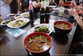 『 太麻里。鼎倫牛肉麵 』食記。金崙小鎮上聚集最多人的餐廳: