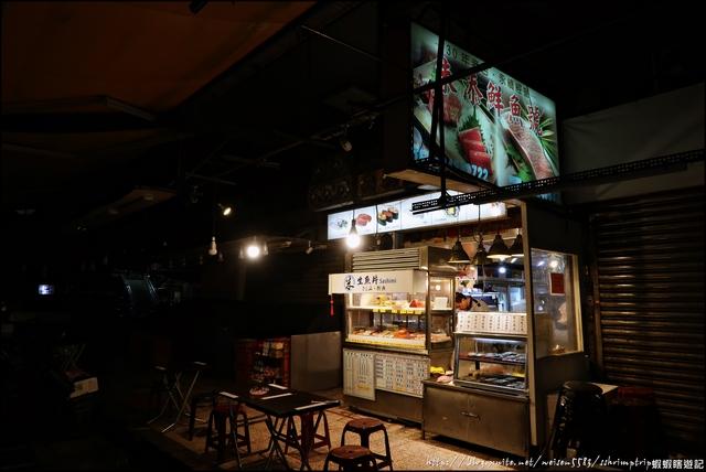 『 基隆。朱添鮮魚號 』食記。30年老店的深夜食堂: