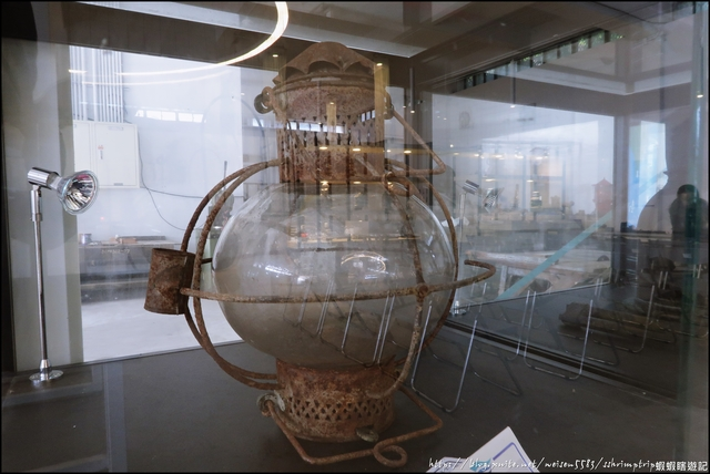 『 基隆。燈塔文物館 』曾是海上的守護者。看見臺灣燈塔歷史的文物館: