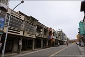 『 楊梅。富岡老街 』樸實風的街道。很適合輕鬆漫遊的小踏點: