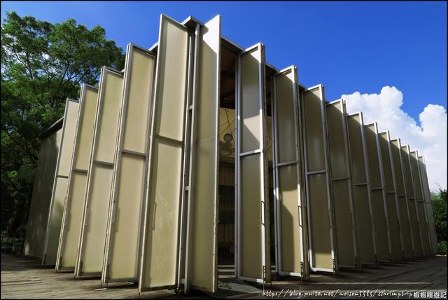 『 埔里。桃米生態村 』全台人氣最夯的紙教堂在這唷: