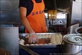 『 冬山。金珠蔥油餅 』食記。蔥油餅可是宜蘭地區的銅板美食: