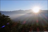 『 魚池。金龍山觀景台 』迷人美景。低海拔即能欣賞日出的必去景點: