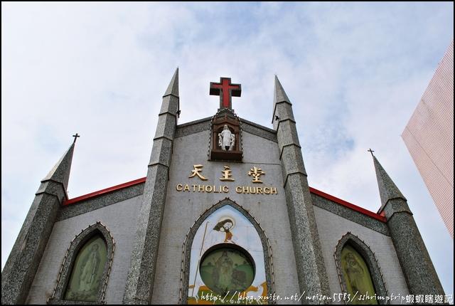 『 羅東。羅東天主堂 』偶像劇爆紅。羅東地區第一座天主教教堂: