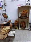 『 基隆。魯平豆漿店 』食記。超好吃的燒餅油條: