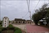 『 線西。蛤蠣兵營 』廢墟風必拍。彰濱海岸線旁的一座歷史建築: