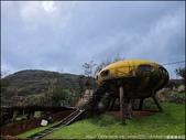 『 萬里。幽浮船廢墟 』打卡熱點。來北海岸必拍的廢墟飛碟屋: