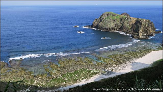『 綠島。綠島一日遊 』數不盡的環島次數。綠島景點全都錄: