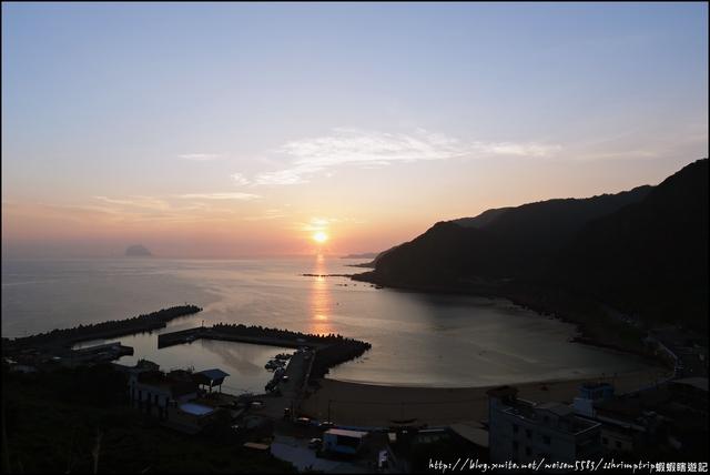 『 基隆。外木山海岸 』日出映像。攝影達人必拍之景點: