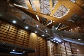 『 中壢。桃園市立圖書館龍岡分館 』打卡新亮點。桃園地區最美的圖書館之一: