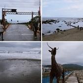『 太麻里-成功。櫻木平交道x富山護漁區x都歷海灘x比西里岸 』下雨天。台11海線景點拍拍:相簿封面