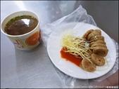 『 基隆。古早味大腸圈&北方大陸餅 』食記。基隆的早餐美食GET(PART II):