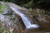 『 萬里。瑪鋉溪瀑布群的下方溪流 』尋幽祕境。宛如小蚯蚓坑的唯美水道: