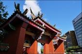 『 台北中山。行天宮 』拜拜求平安。台北地區參拜人數最多的廟宇: