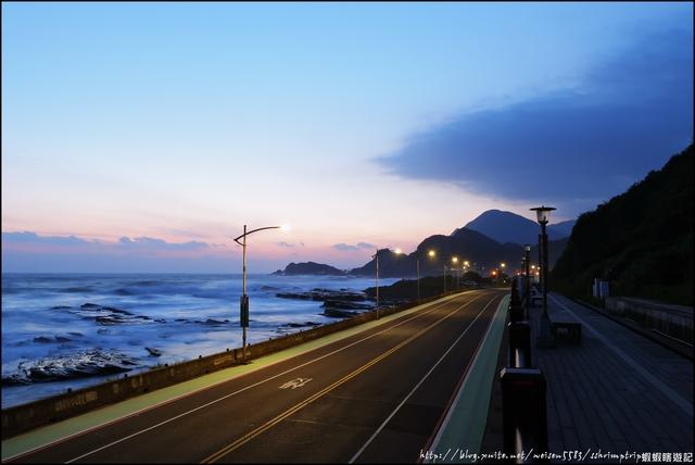 『 基隆。八斗子車站 』日出印象與海潮之聲。北台灣的多良車站: