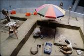 『 八里。新北市立十三行博物館 』絕美的清水模建築。大台北地區超好拍的博物館: