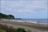 『 頭城。夏朵沙灘渡假會館 』來去住一晚。沙灘~原來離我們這麼近的度假會館: