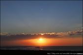 『 沖繩。殘波岬 』海潮。夕陽。燈塔: