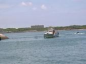 澎湖之旅─馬公:有船進港