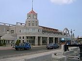 澎湖之旅─馬公:美輪美奐的碼頭